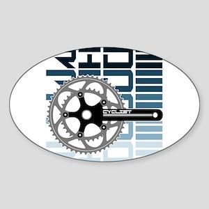 cycling-01 Sticker