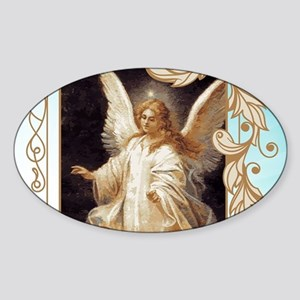 Angel of God (Day) Sticker
