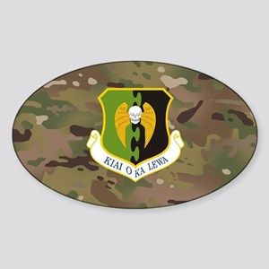 5th Bomb Wing Sticker (Oval)