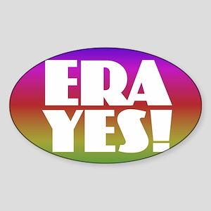 ERA YES - Rainbow Sticker