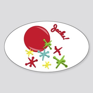Jacks Sticker