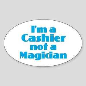 Cashier Sticker