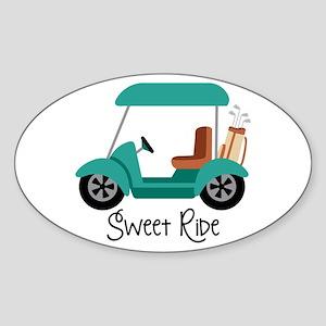 Sweet RiDe Sticker