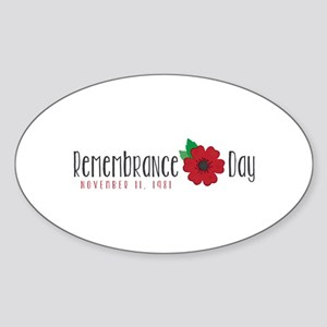 Remembrance day Sticker