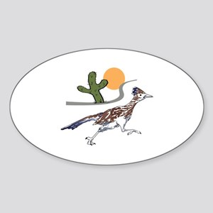 ROADRUNNER SCENE Sticker