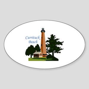 Currituck Beach Sticker