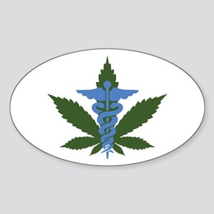 Medical Marijuana Sticker