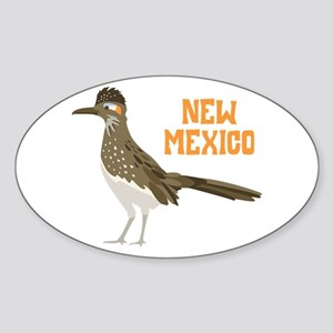 NEW MEXICO Roadrunner Sticker