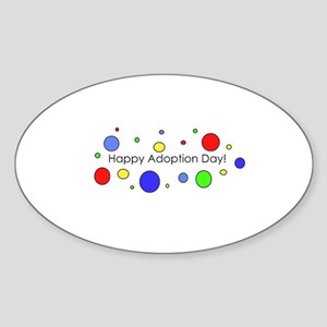 Happy Adoption Day Sticker
