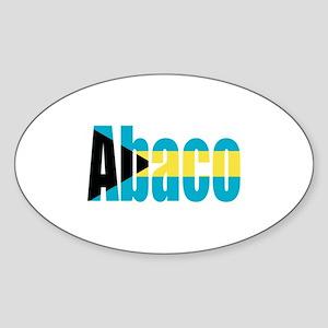 Abaco Bahamas Sticker