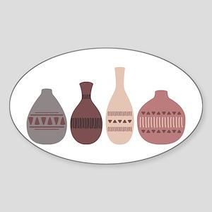 Pottery Vases Sticker