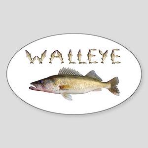 Perfect Walleye 2 Sticker