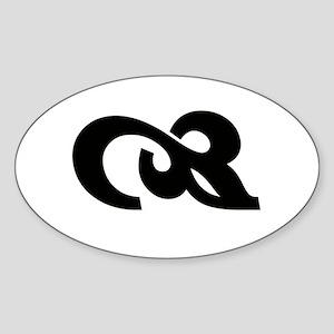 Mark of Eld Oval Sticker