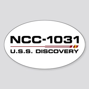 USS Discovery - Updated Sticker