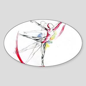 Anatomy of Ballet Sticker