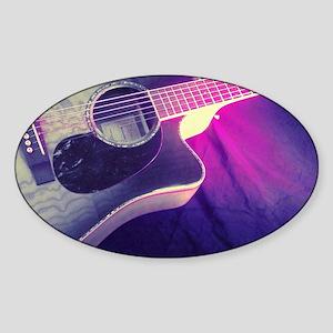 Takamine Guitar Sticker (Oval)