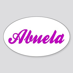 Abuela Vinyl Sticker