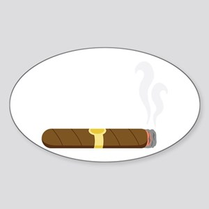 Cigar Sticker