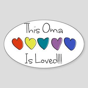 Oma 2 Sticker