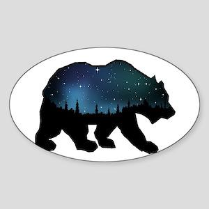 BEAR SKIES Sticker