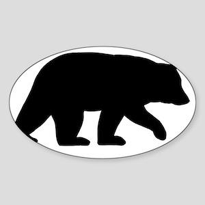 blackbear Sticker (Oval)