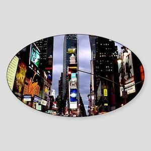 New York Souvenir Times Square Gifts Sticker