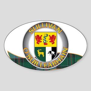 Sullivan Clann Sticker