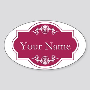 Add Your Name Sticker