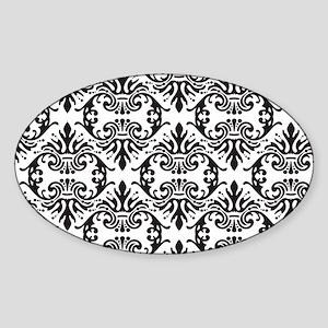 Demask Sticker (Oval)