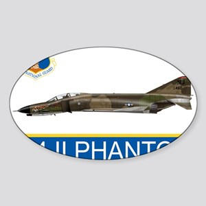 F-4 Phantom II Rectangle Sticker