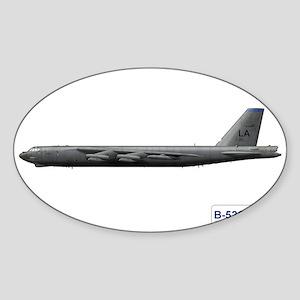 B-52 stratofortress Rectangle Sticker