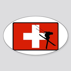 SWISS Sticker