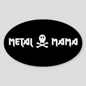 Metal Mama Sticker