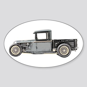 1932 Ford Sticker (Oval)