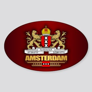 Amsterdam Sticker