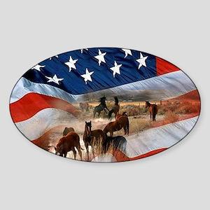 American Wild Sticker