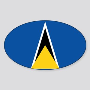 Saint Lucia Sticker
