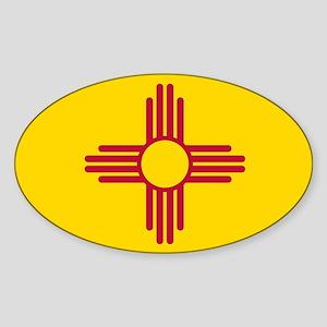 Flag of New Mexico Sticker