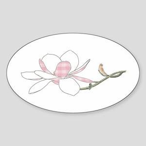 Southern Magnolia Sticker
