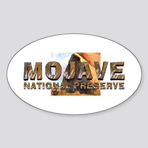 ABH Mojave National Preserve Sticker (Oval)