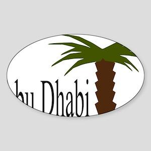 I love Abu Dhabi, amazing city! Sticker