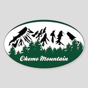 Okemo Mountain State Park Sticker