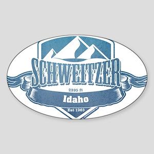 Schweitzer Idaho Ski Resort 1 Sticker