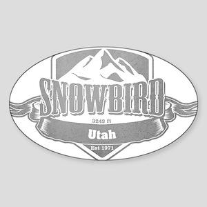 Snowbird Utah Ski Resort 5 Sticker