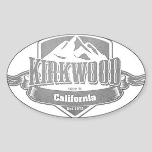 Kirkwood California Ski Resort Sticker