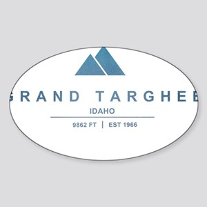 Grand Targhee Ski Resort Idaho Sticker