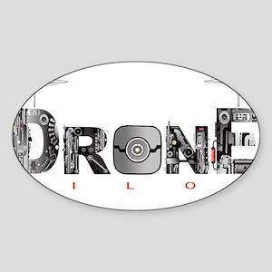Drone large Sticker