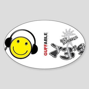 73's Sticker (Oval)