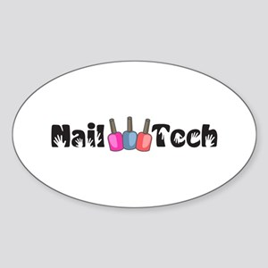 NAIL TECH Sticker
