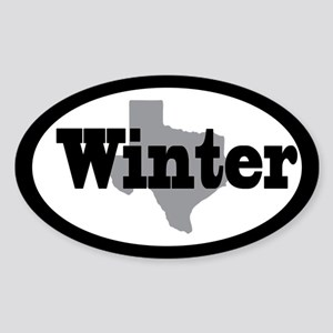 Winter Sticker